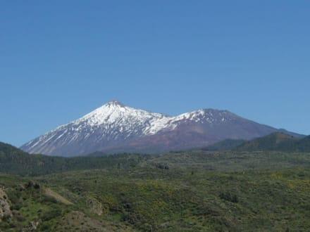 Teide - Teide Nationalpark