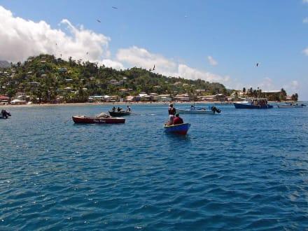 Grenada - Fischer - Ausflüge & Touren