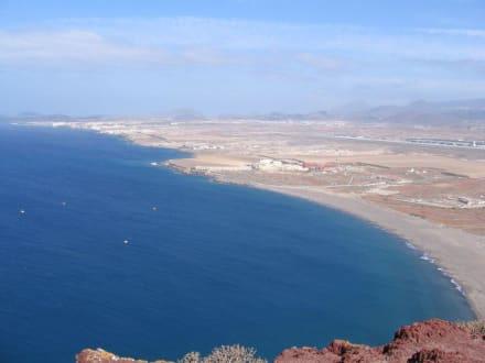 Inselsüden - Playa de Tejita