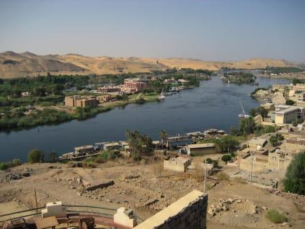 Ausblick vom Nubian House - Nubian House