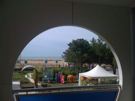 Balkon - Aparthotel Ashanti