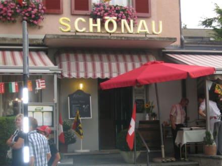Grillabend in der Schönau - Restaurant Schönau