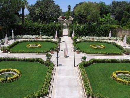 Barockgarten - Palazzo Parisio