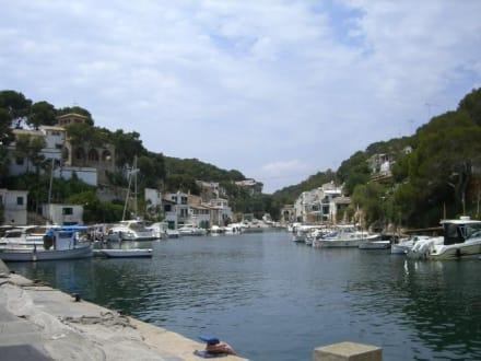 Venedig von Mallorca - Hafen Cala Figuera
