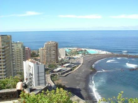 Stadtansicht - Playa de Martiánez