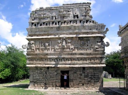 Nonnenkomplex - Ruine Chichén Itzá