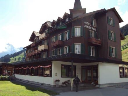 Außenansicht - Hotel Jungfrau
