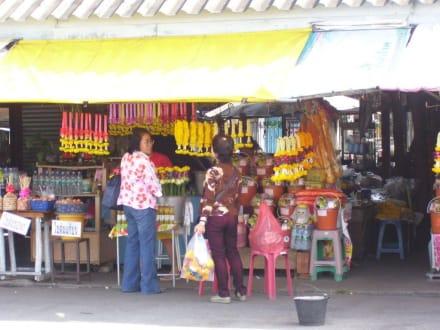 Einkaufen - Markt
