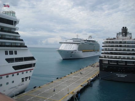 St. Maarten - St. Maarten Kreuzfahrtterminal