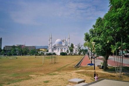 Moschee - Sultan-Ahmad-Shah-Moschee