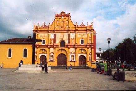 San Cristobal de las Casas, die Kathedrale - Kathedrale San Cristóbal de Las Casas