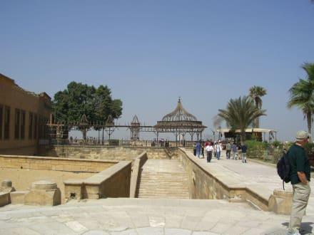 Ausblick - Moschee Sultan Hassan