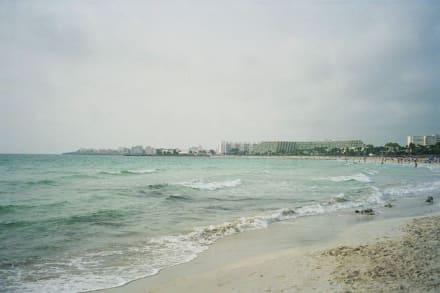Sandstrand von Sa Coma - Strand Sa Coma