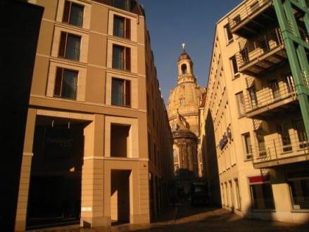 Direkt an der Frauenkirche - Hotel Innside by Melia Dresden