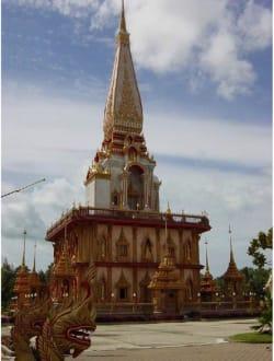 Wat Chalong-Tempel - Wat Chalong