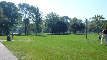 Park auf Cebtre Island - Toronto Islands