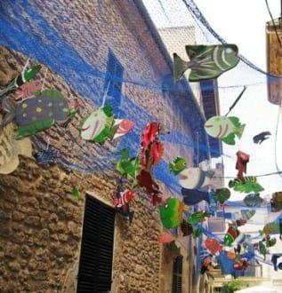 Gassen der Altstadt - Altstadt Alcudia
