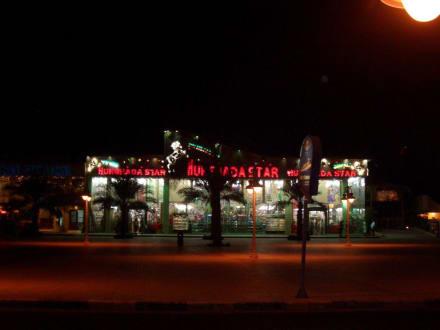 Palast der Energiesparleuchten - Hurghada Star