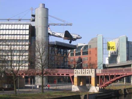 Außenaufnahme - Deutsches Technikmuseum Berlin