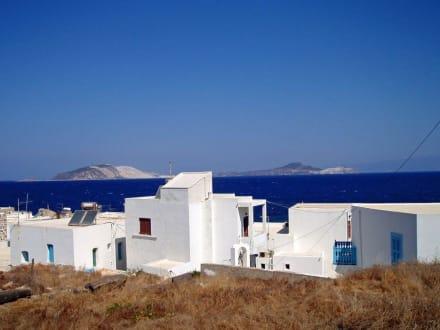 Nisyros - Insel Nisyros