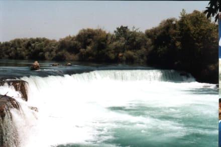 Manavgat Wasserfall - Manavgat Wasserfälle