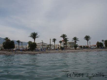 Strand Nähe Corali-1 - Strand Tigaki