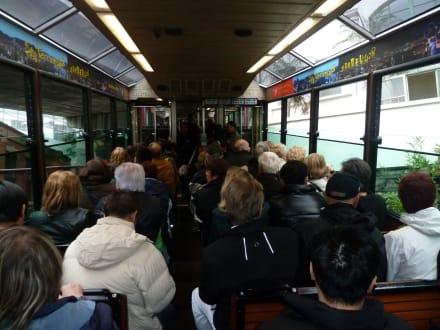 Peak Tram-Hongkong - Stadtrundfahrt Hongkong Island