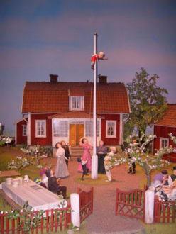 Astrid Lindgrens Michel im Junibacken - Junibacken