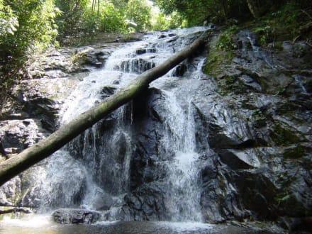 Khao Lak - Lampi Wasserfall
