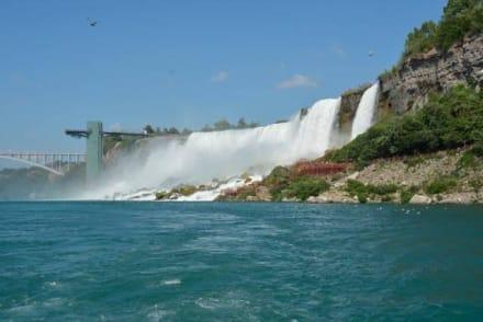 USA Fall - Niagarafälle / American Falls