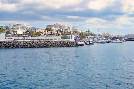 Aussicht - Yachthafen Puerto Colón