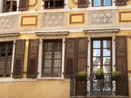 Fassade - Altstadt Riva del Garda