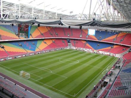 Innenansicht - Ajax Museum und Stadion