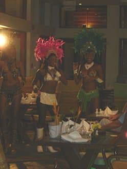 Tanzeinlagen - Zico's Brazilian Grill & Bar