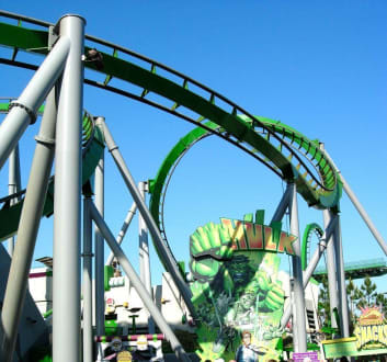 Hulk - Universal's Islands of Adventure