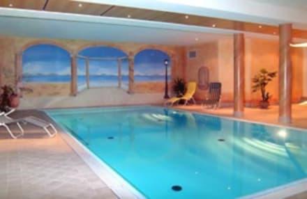 Schwimmbad bild hotel schaider in ainring bayern for Schwimmbad billig