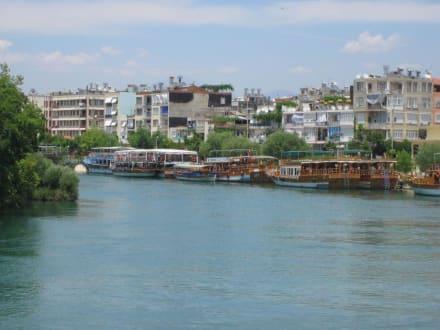 Manavgat - Flussfahrt Manavgat