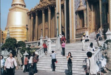 Thailand Bangkok Königspalast Grand Palast - Wat Phra Keo und Königspalast / Grand Palace