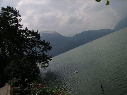 Fluss/See/Wasserfall - Luganer See