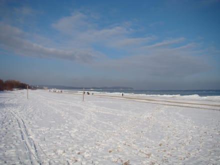 Strand/Küste/Hafen - Strand Danzig/Gdansk