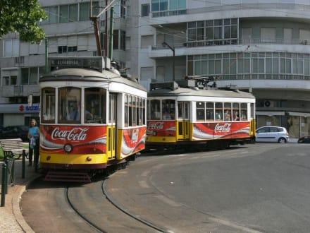 Tram 28 - Altstadt Lissabon