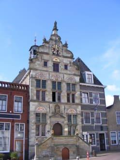 ehemaliges Rathaus in Brouwershaven - Brouwershaven