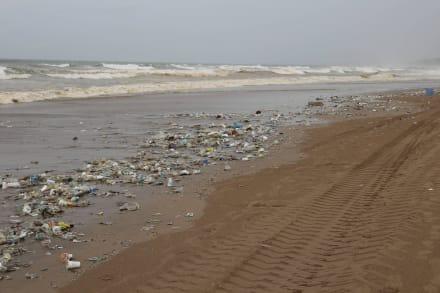 Der tägliche Wahnsinn - Strand Kuta