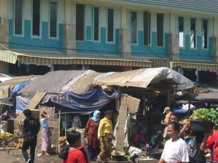 Markt auf Lombok - Markt