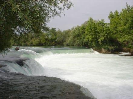 Wasserfall bei Manafgat - Manavgat Wasserfälle