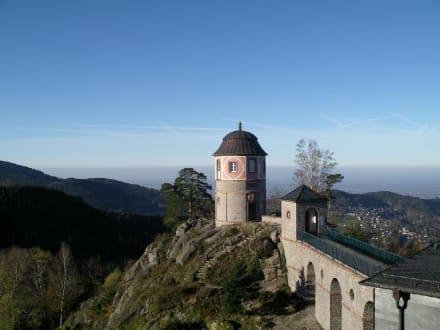 Wilhelmturm am Hotel Bühlerhöhe - Schlosshotel Bühlerhöhe