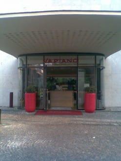 Eingangsbereich - Vapiano