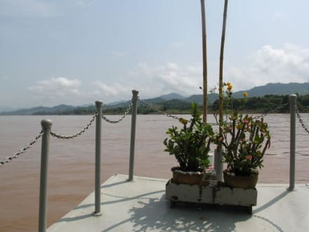 Freier Blick - Luang Say Cruise