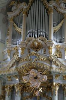 Frauenkirche - Orgel - Frauenkirche