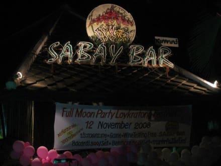 Sabay-Bar - Sabai Bar